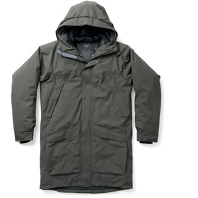 Houdini Fall in Parka Herrer, baremark green